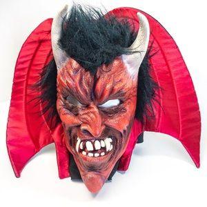 Vintage Royal Devil Mask from Be Something Studio
